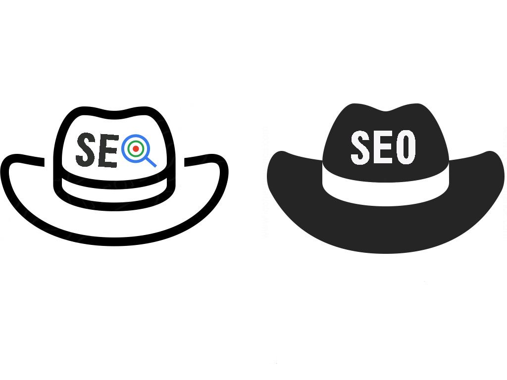 SEO mũ đen, SEO mũ trắng – White Hat, Black Hat – Nên chọn SEO nào?